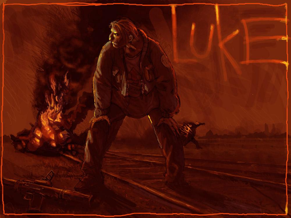 Panzerfaust Luke