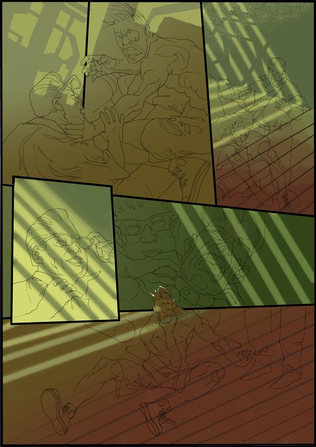 3 Lichteinfall Fenster