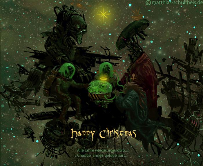 Betlehem Weihnachtskarte