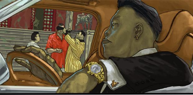Jung Gangster